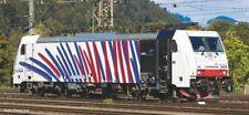 PIKO 59867 E-Lok BR 186 Lokomotion, AC-Version, Epoche VI, Spur H0