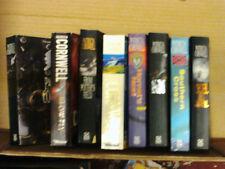 8 different patricia cornwell novels