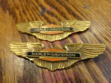 """Vintage Harley Davidson Motor Company Wing Pin, 3"""""""