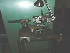Cutter Master Hdt 30 Tool Grinder End Mill Sharpener