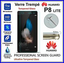 HUAWEI P8 LITE 2015 Tempered Glass Vitre de protection d'écran en VERRE TREMPE
