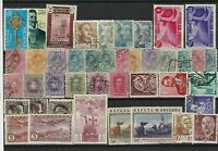 spain stamps ref 16423