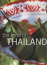 The Food of Thailand, Good, Cheepchaiissara, Pornchan, Book