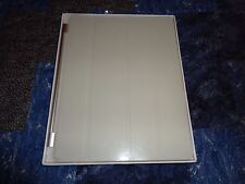 GENUINE Apple Original iPad 2 3 4 Smart Cover MD305LL/A Cream Leather Authentic