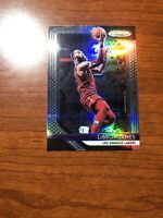 Lebron James 2018-19 Panini Prizm Silver Refractor La Lakers Bgs Psa 10 ? Invest