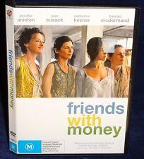 FRIENDS WITH MONEY DVD JENNIFER ANISTON/JOHN CUSACK