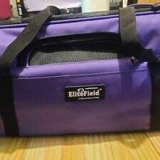 New listing EliteField Soft Sided Pet Carrier (small dog or cat) Purple