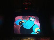 Cinematronics Dragons Lair Space Ace Arcade Monitor Smoked Plexiglass