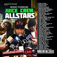 """DJ Benny Foxmore - """"JUICE CREW ALLSTARS Old School Hip Hop"""
