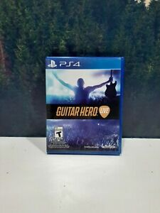 Guitar Hero Live Sony PlayStation 4 PS4 Game