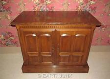 Ethan Allen Buffet Server Cabinet Classic Manor Maple 15 6015 Flip Top