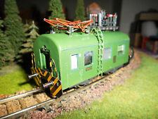 Turmtriebwagen- H0. Antrieb/ Beleuchtung. Handarbeitsmodell.