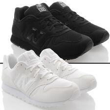 Zapatillas deportivas de mujer textiles New Balance de color principal negro