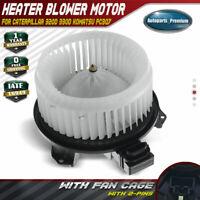 263500-0763 NEW A//C Blower Motor for Caterpillar /& Komatsu