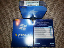 Microsoft Windows 7 Professional,UPGRADE,FQC-00130,Sealed Retail Box,32 & 64 Bit
