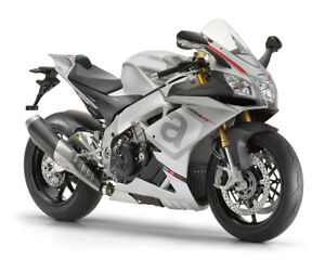 ABS Fairing For Aprilia 2015-2019 RSV4 RR / RF Injection Molded Body Work Grey