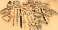Vintage Ladies Watch Lot #33 Bulova Acutron 10 K GF~Vulcain~Gruen~Crown 17 Jewel