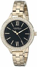 Ladies Caravelle New York Carla Watch 44L126