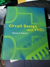 Circuit Design with VHDL by Pedroni Code Structure Format EE Computer Science CS