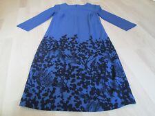 BODEN  Fabulous Lily Ponte Dress - Blue/Navy - UK 6L