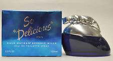 So Delicious by Gale Hayman Men Cologne 3.3oz/100ml Eau de Toilette Spray