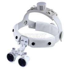 Headband 3.5 X Dental Surgical Medical Binocular Loupes Glasses Dentista Sale IT