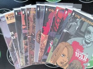 The Walking Dead SET #151-160 Image Comics VF/NM Robert Kirkman NICE