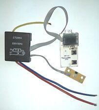 Soft Start mit Elektronischem Digitalemdrehzahlregler 230 V