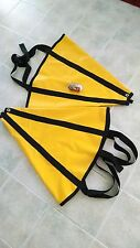 """New listing Trolling Bags, Amish made, 36"""" Pair"""