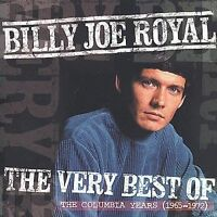 NEW! Billy Joe Royal - The Very Best Of: The Columbia Years 1965-1971 [New CD]