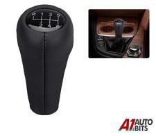 6 Speed Manual Pu Leather Gear Shift Knob Stick For BMW 3er 5er E30 E36 E46