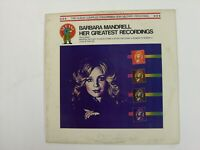 Her Greatest Recordings by Barbara Mandrell 1978 Vinyl Record LP Album At Ease