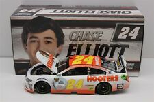 CHASE ELLIOTT #24 2017 HOOTERS 1/24 SCALE IN STOCK FREE SHIPPING
