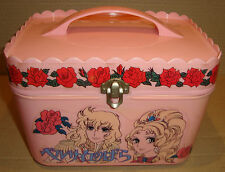 LADY OSCAR BEAUTY CASE  ANNI 80 ベルサイユのばら (CANDY CANDY/MEMOLE/CREAMY MAMI))