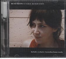 BETH ORTON Central Reservation includes exclusive Australian Bonus Tracks cd vgc