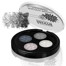 Lavera Beautiful Mineral Eyeshadow Quattro-Smokey Grey #1 .17oz