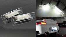 Canbus License Plate LED Light For Porsche 911 Carrera Boxster 968 993 996 986