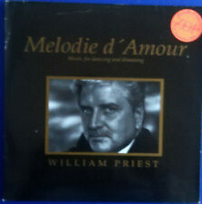 William Priest: Melodie D 'Amour, LP 1989