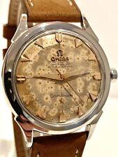 Omega Constellation Pie Pan Dial, Automatic Chronometre. Vintage. Rare patina.