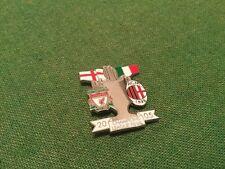 Metal Pin Badge Football 2005 Champion League Final