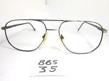 Vtg STETSON zyloware Sun or Eyeglass Frame Shield Aviator Metal (BBS-35)