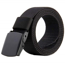 Tactical Waist Belt Mens Accessories Fully Adjustable Plastic Buckle Lightweight