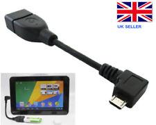 Micro-USB Cable Adaptador Otg Android 2.0 Android Tablet PC y teléfonos USB a macho