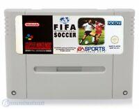 Nintendo SNES Spiel - FIFA International Soccer Modul