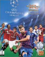 MANCHESTER UNITED - CARTE PANINI ADRENALYN  CHAMPIONS LEAGUE 2011 2012 a choisir
