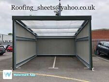 steel framed building Steel shed, Building, Storage unit,carport,Car wash,Leanto