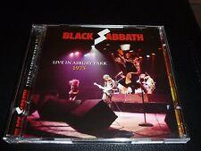CD.2CD.BLACK SABBATH LIVE IN ASHBURY PARK 75 + 9 TITRES BONUS..SOUNDBOARD RECORD