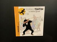 Figurines Tintin la collection officielle. Album n°4 Dupond. Moulinsart