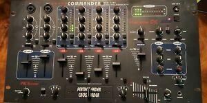 American DJ Audio Commander XDM 3633 ProFormer Plus DJ Mixer