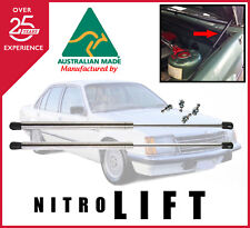 Stainless steel Holden Commodore VB VC VH VK VL bonnet gas strut kit-New Pair